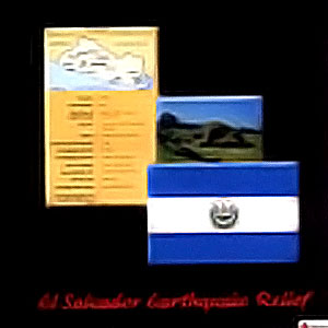 Red Cross Earthquake Relief Volume 1: El Salvador